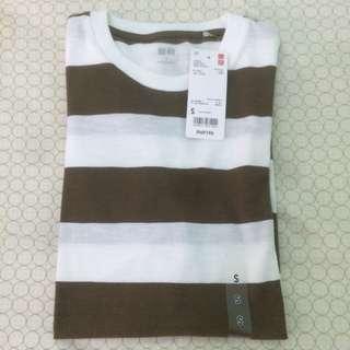 UNIQLO Men Striped Shirt