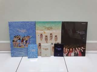 """[Arrival] TWICE """"Summer Nights"""""""