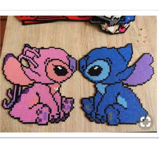 Disney Stitch Wall Art