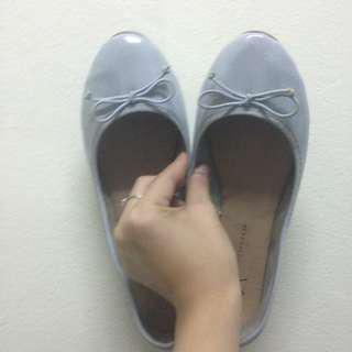 atmosphere flat ballerina shoes from UK