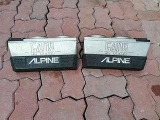 Speaker Oldskool Alpine Vintage Ke70 Datsun 510 ke25 skyline c210 bosozoku b110 b310 cressida rx30 laurel c230