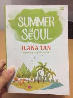 Summer In Seoul (novel)