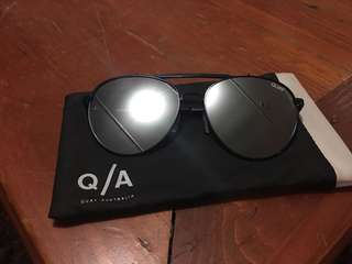Quay lickety split sunnies