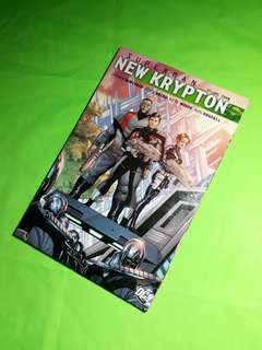 Superman New Krypton Vol. 4