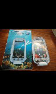 Iphone 7 plus iphone 8 plus waterproof dive Case