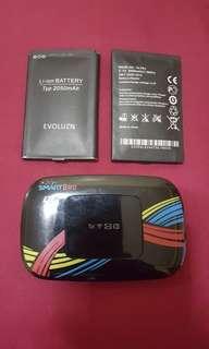 Smart bro pocket wifi 4g lte
