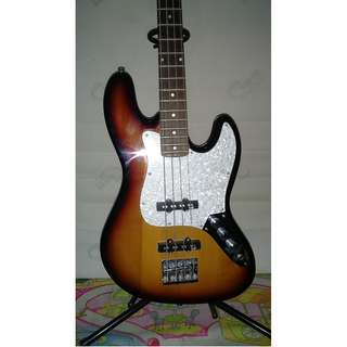 Bass electric Fender Jazz Bass Custom