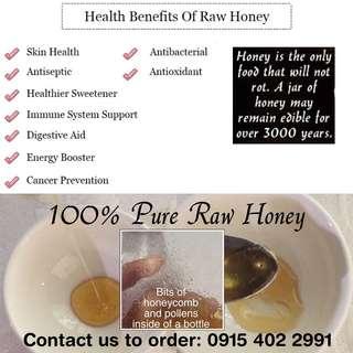 ✅💯Pure Raw Organic Honey✅ 150ml