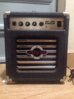 Bass Amplifier
