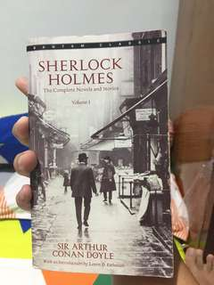 Sherlock Holmes The Complete Novels and Stories - Vol 1