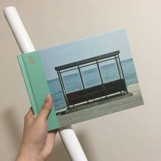BTS 防彈少年團 You Never Walk Alone 淨專+海報