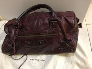 Authentic Balenciaga twiggy (with straps) today deal
