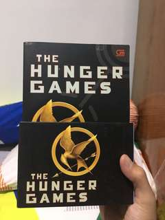 The Hunger Games Series - Complete