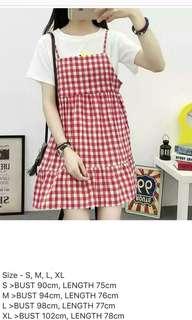 Checker Dress