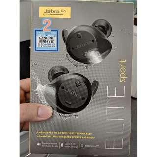 Jabra Elite Sport 智慧心率監測運動耳機(升級版)