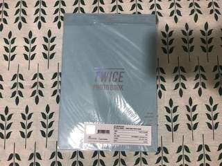 Twice jyp nation photobook