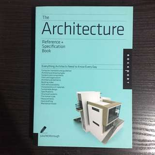 Architecture Reference + Specification Book