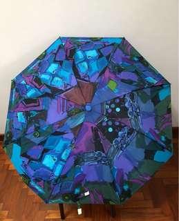 Auto Foldable Umbrella