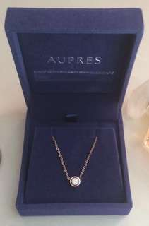 Aupres Swarovski Necklace施華洛水晶