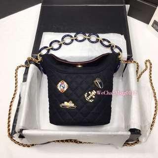 Chanel Bag 專櫃新品 水桶包 手袋