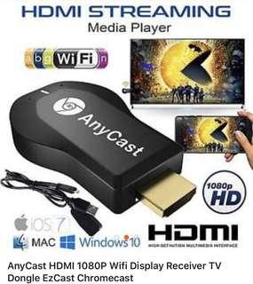 Anycast HDMI 1080P