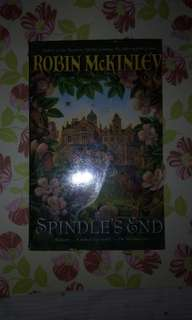 Spindle's Wnd by Robin McKinley