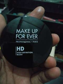Makeup for ever mufe
