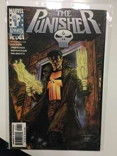The Punisher #1 by Marvel Knights Comics (1998 4th Series)
