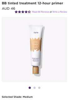 Tarte BB Tinted Treatment in Medium