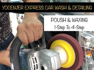 Polish & Waxing 1 Layer - 4 Layer