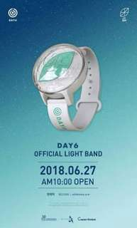 ✨LOOKING FOR DAY6 LIGHT BAND✨