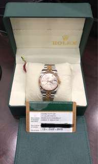 Rolex authentic