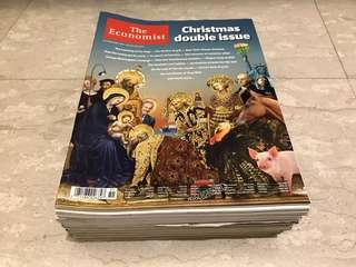 The Economist - Full 2014 Series