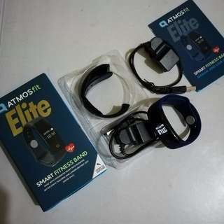 Atmosfit Elite (with free Black Strap and Extra Charger)