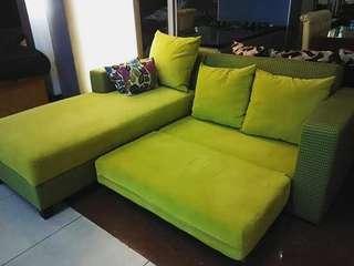 Sofa Bed Kredit Murah