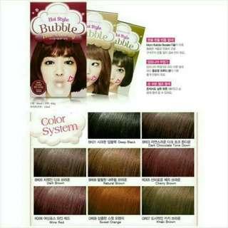 Etude Bubble Hair Color Coloring