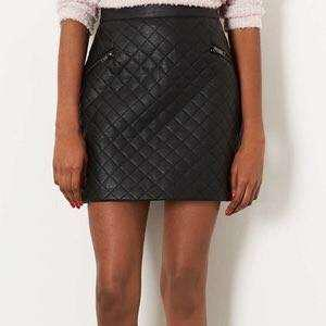 Topshop mini skirt