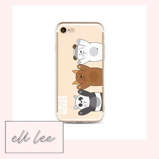 Mini We Bare Bears iPhone 7 Plus / 8 Plus Phone Case