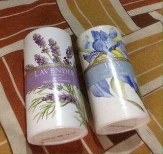 MARKS & SPENCER Set Floral Collection Talcum Powder