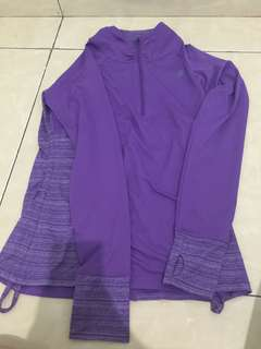 (NEGO)PENN PURPLE SPORTS JACKET