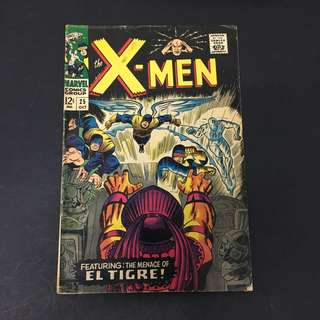 (Uncanny) X-Men 25 Marvel Comics Book Stan Lee Movie Xmen