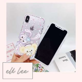 Duffy and Stella Lou iPhone 7 Plus / 8 Plus Phone Case