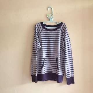 #maudecay Sweater stripe