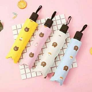 Bear Umbrella (See Desc. For options)