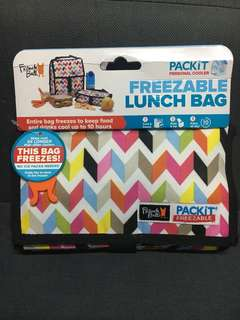 Packit Personal Cooler Freezable Lunch Bag 10""