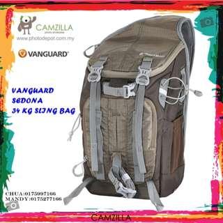 Vanguard Sedona 34 DSLR Sling Bag