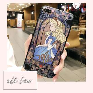 Alice in Wonderland iPhone 6/6s Phone Case