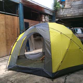 10 Persons Ball Dome Tent