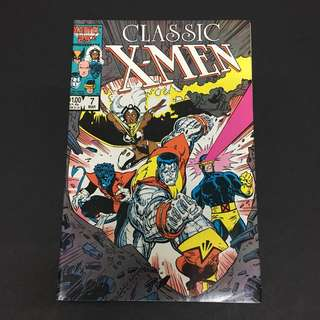 Classic X-Men 7 Marvel Comics Book Stan Lee Movie Xmen