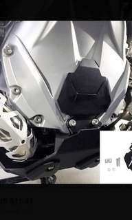 BMW Front Engine cover protection